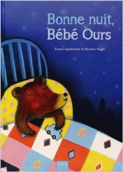 Bone nuit bébé ours