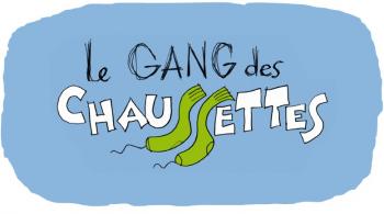 Le gang des chaussettes | Garcia, Régine