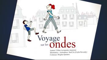 Voyage sur les ondes | Lavignette, Céline