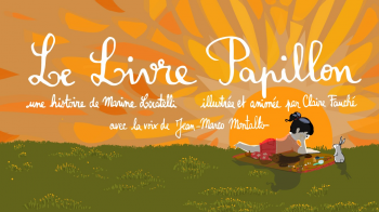 Le livre papillon | Locatelli, Marine