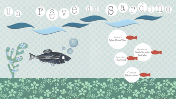 Un rêve de sardine | Albou-Tabart, Sylvie