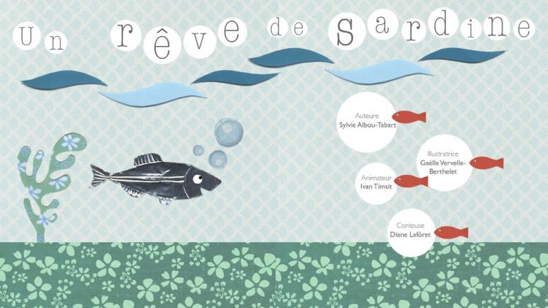 Un rêve de sardine