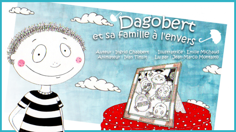 Dagobert et sa famille à l'envers