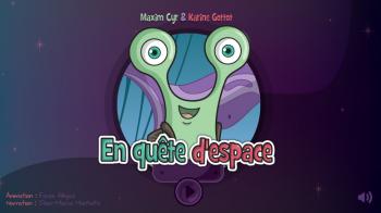 En quête d'espace | Gottot, Karine