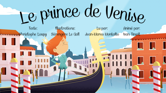 Le prince de Venise |