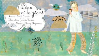 Léon et le géant | Givernet, Cécile