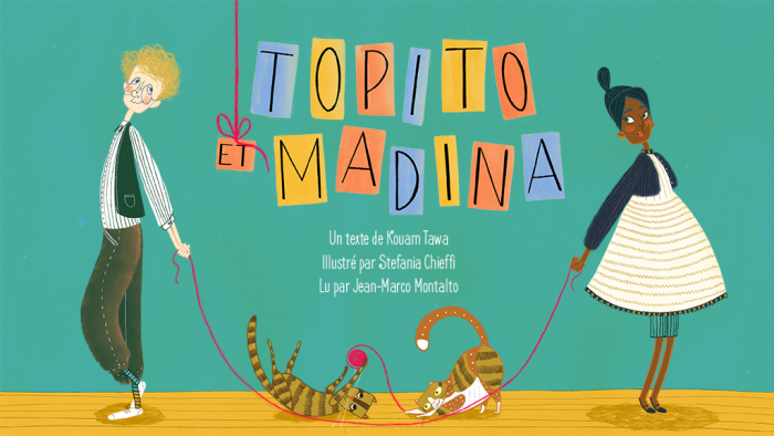 Topito et Madina |