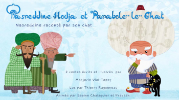 Nasreddine Hodja et Parabole le chat 3 | Vial Topsy, Marjorie