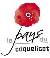 Logo Pays du coquelicot