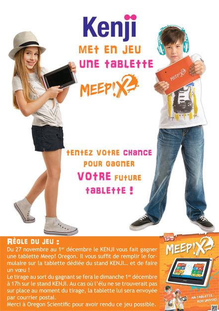 Affiche Meep2