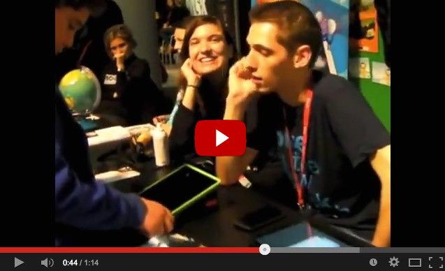 Salon de Montreuil 2012 - Les _pure-players_ - YouTube