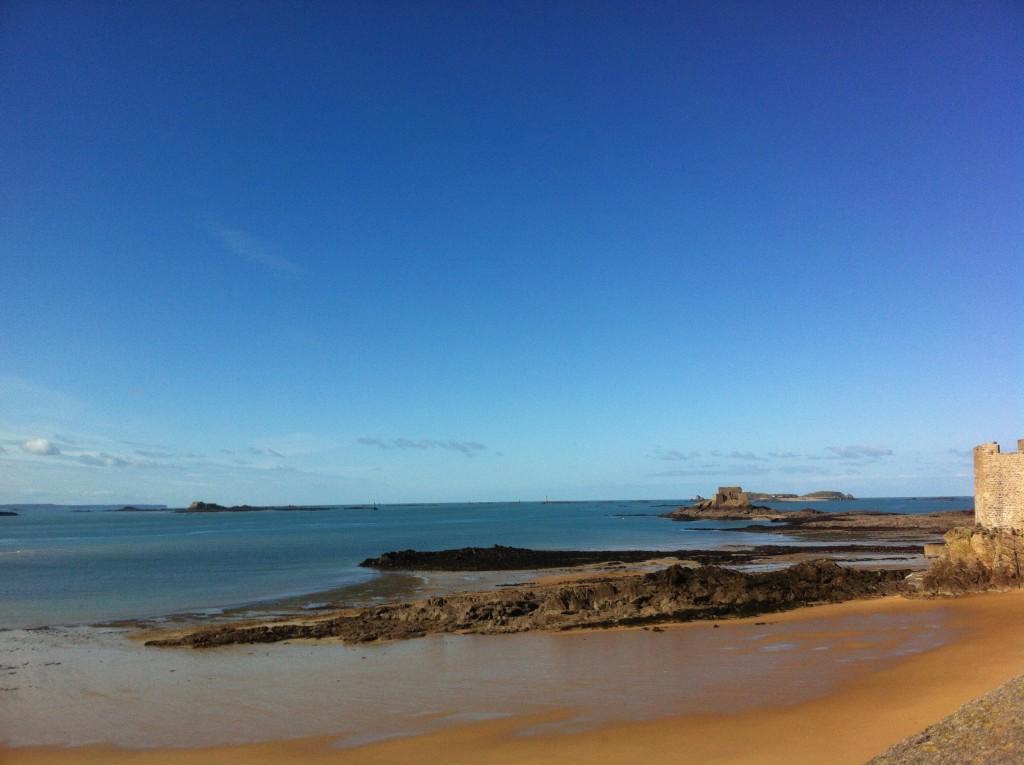 J'ai même vu la mer et communiqué avec Chateaubriand !