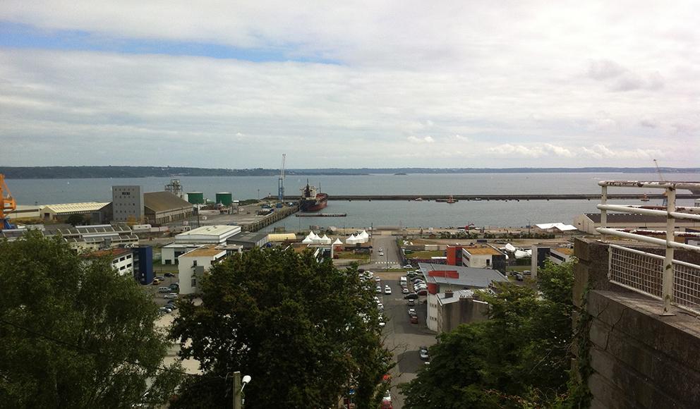 Brest et sa rade